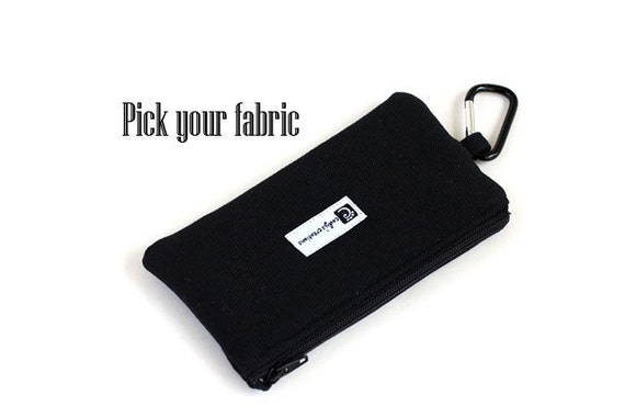 The Pouch - A Leash Bag - Pick your Fabrics