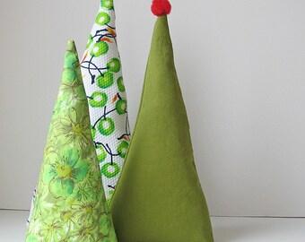Tabletop Christmas trees,  Christmas trees decor, Holiday decorations, fun Christmas table ornaments