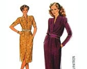 70s Vintage dress sewing pattern Style 2837 Bust 36