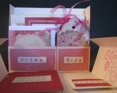 Proper Lady In Pink - Greeting Card Organizer - SPECIAL ORDER