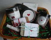 Head To Toe...Pampering Holiday Gift Set