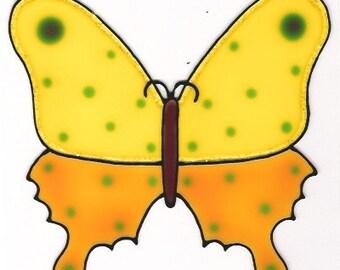 Butterfly- Family Window Art