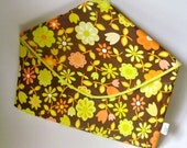 Reserve for JTRACZ All Weather Clothes Pin Peg Bag - Seventies Floral