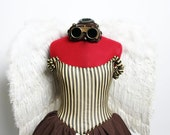 Steampunk Fairy Costume - Made To Order