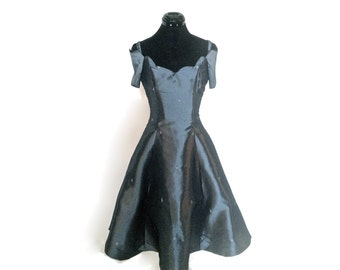 Vintage Holiday/Formal Dress Reproduction - Size 4-10