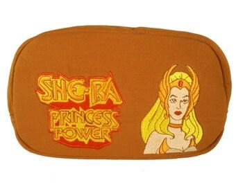 Sale She Ra 80s Cartoon Cosmetic Bag