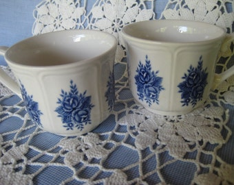 Vintage Ironstone Cups Mayhill Federalist