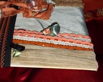 A 274 Mixed Vintage & Trim  Lace Lot Yards Variety Silk Sash Tape Velvet Ribbon Soutache Braids Destash Lot