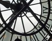 Clockface, Musee D'Orsay