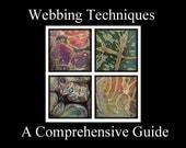 Lampwork Tutorial, Webbing Techniques -  A Comprehensive Guide