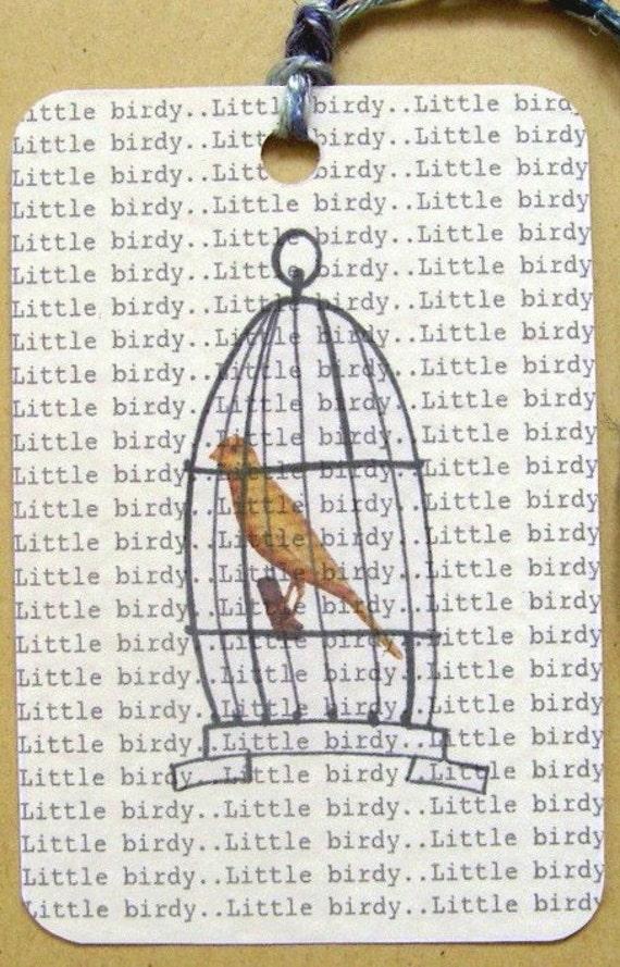 Birdy Tags x 6