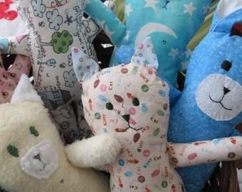 Custom Bunny or Kitty Doll