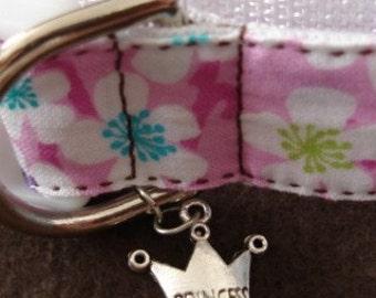 Flower Princess-Adjustable Dog Collar