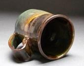 BLACK FRIDAY SALE Oribe Green Stoneware Mug