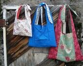 Reversible Bag PDF Pattern Grocery Sack