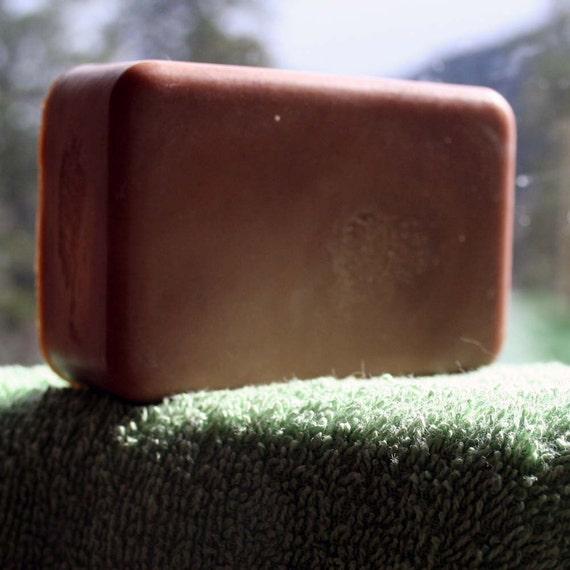 Big Bar of Goat's Milk Soap, 6 oz Bar of Soap, Goat's Milk Soap, Scented Goat's Milk Soap, Made in Montana Soap, Homemade Soap