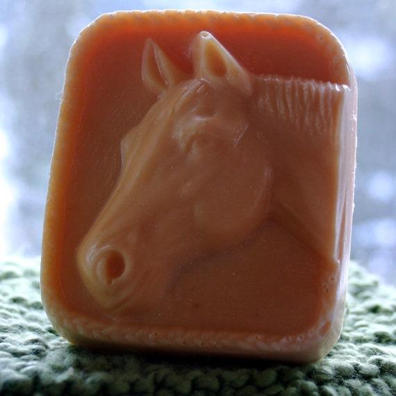Lavender Rich Goat's Milk Soap - No Horsin' Around