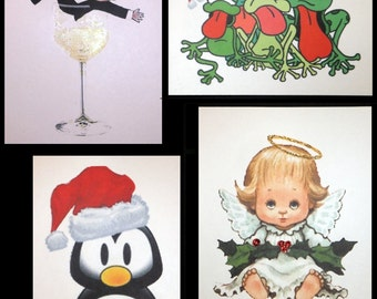 Christmas Greeting Cards - Variety Pack 2