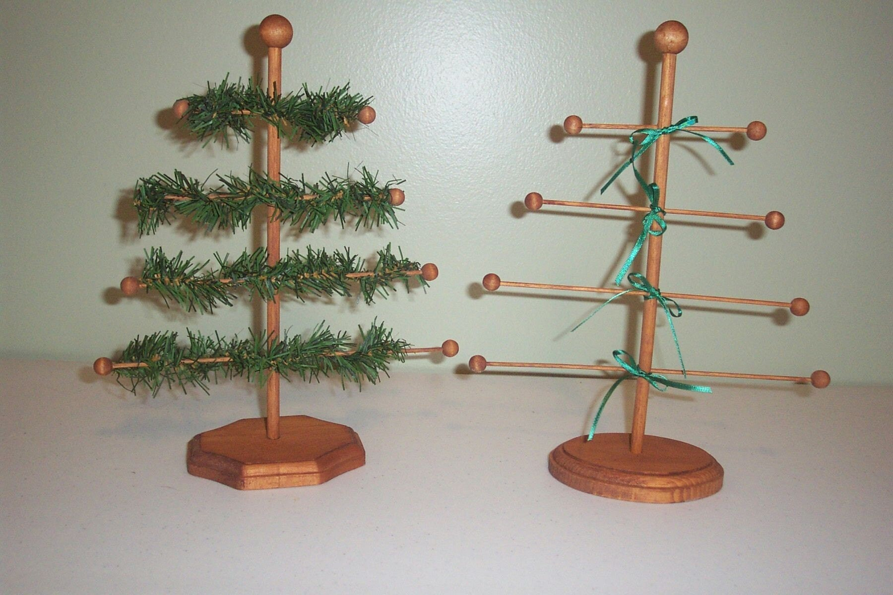Fantastic Wooden Lighted Christmas Tree By Kevinscabins On Etsy