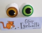 Catnip Eyeballs Cat Toy Catnip Toy Ball Eco Friendly