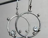 Orbit Earrings in Sterling