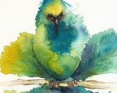 Bed Head- Bird Art