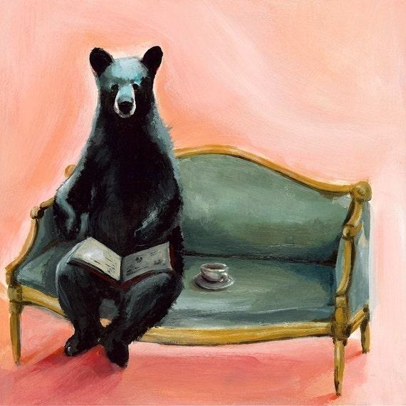 Byron -Black Bear Art