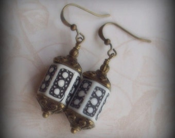 The House of a Thousand Lanterns Earrings