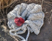 Prairie Rose Ruffled Cowl