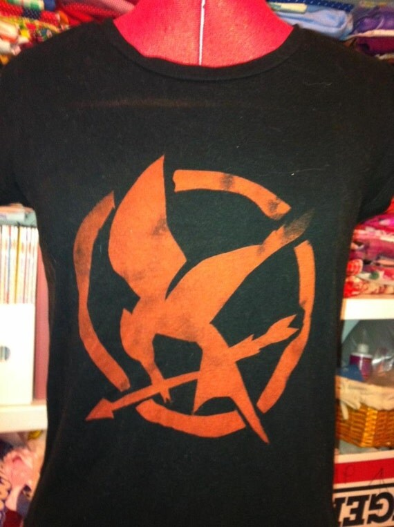Hunger Games T-shirt -- Youth Sizes