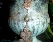 Endure Rosary Relic