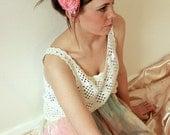 Cherry Blossom Pink Oriental Headband