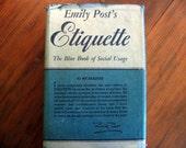 Etiquette Book