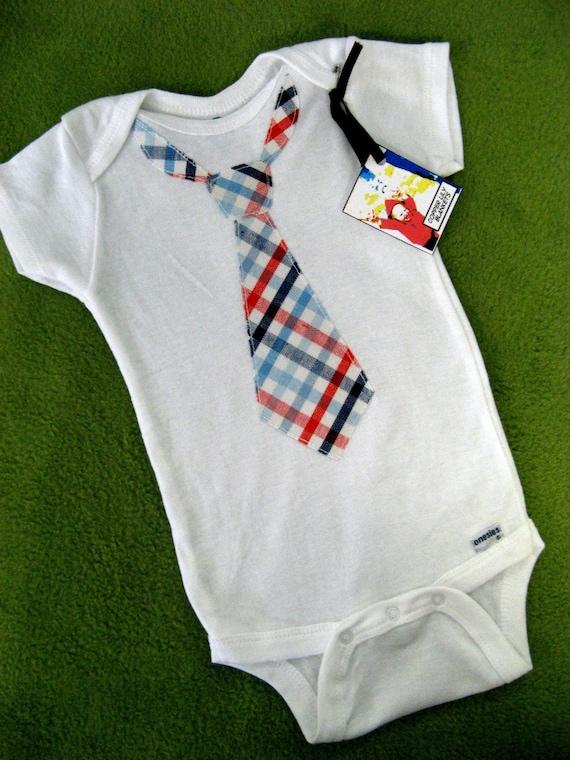 Infant Tie Onesie