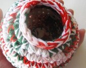 Handmade Hive Pot (Buon Natale)