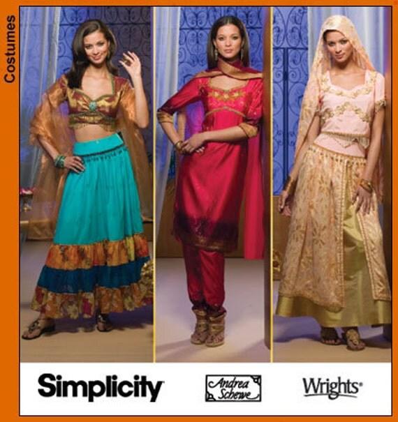Diy Sewing Pattern-Simplicity 4249-Belly - 75.3KB