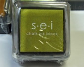 SEI Mini Ink Pad for Stamping - MOSS