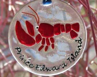 Lobster Suncatcher