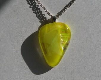 Lemon Drop Pendant