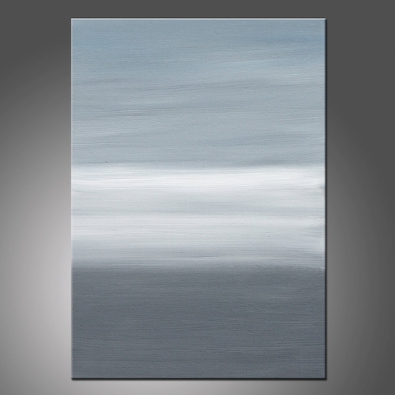 Reserved for Cathy - Horizon 33 and 34 - 9x12 Inch Original Paintings