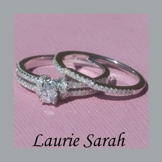 rings split shank engagement ring and