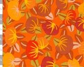 SALE - Persimmon in Orange - Kaffe Fassett Fabric - 1/2 Yard