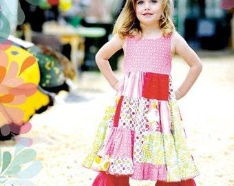 S A L E - Sandi Henderson ANALISE Sewing Pattern - Portabellopixie Boutique Patterns