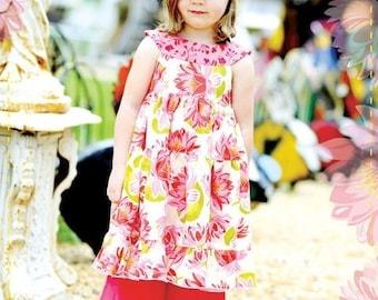 S A L E - Sandi Henderson GRACIE Sewing Pattern - Portabellopixie Boutique Patterns