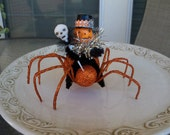 Spider Ride II: A Whimsical Halloween Decoration