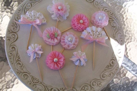 Cupcake Topper Sampler