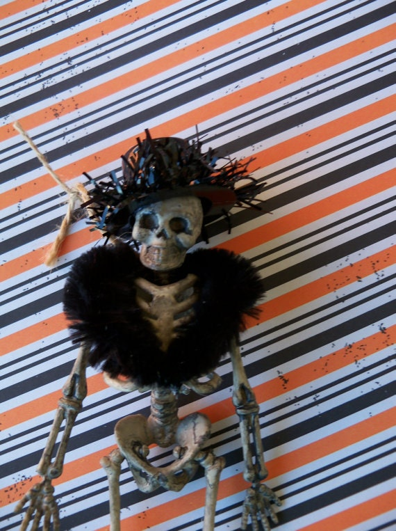 Dudley:  A Freaky Halloween Decoration HalloweenOrnament