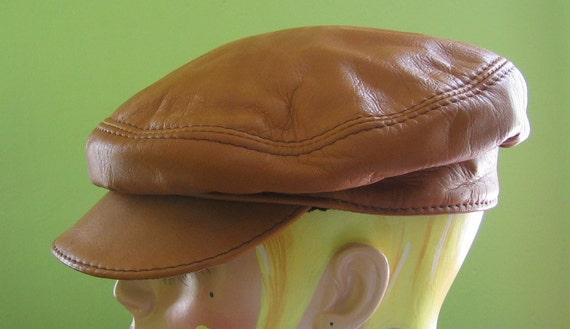 VTG Fantastic Newsboy Hat