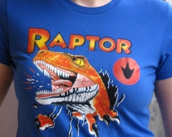 Raptor T-shirt from Ghost World, Women's