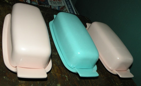 Boontonware Butter dishes